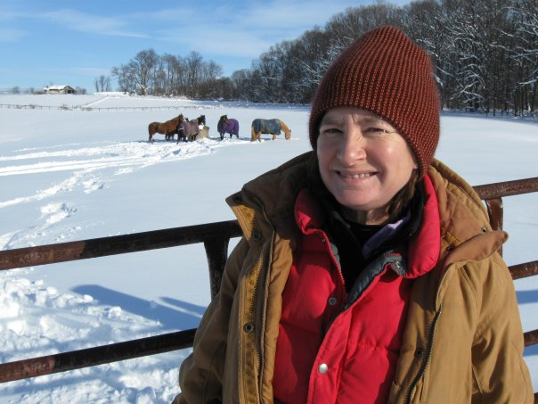 Melinda Cohen, head trainer at Feel Good Farm
